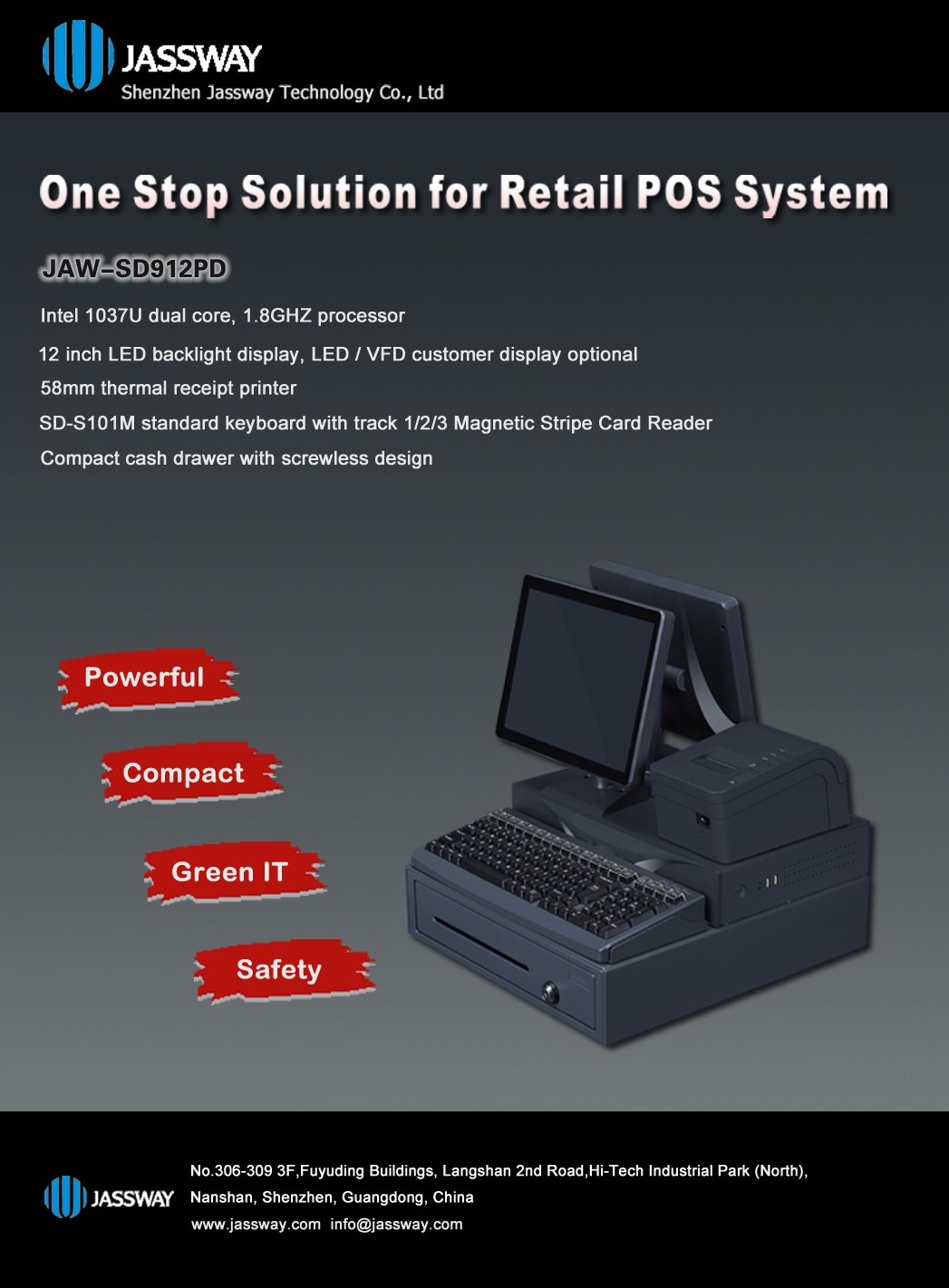 One stop solution for retails
